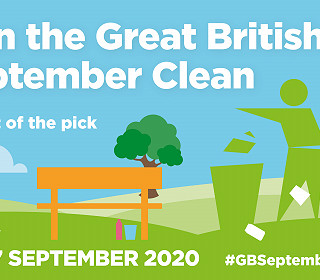 The Great British September Clean kicks off