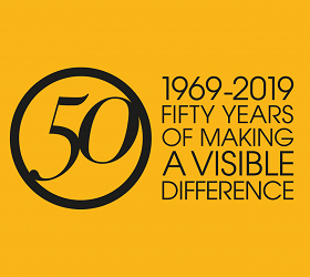 50 golden years of manufacturing with Amberol