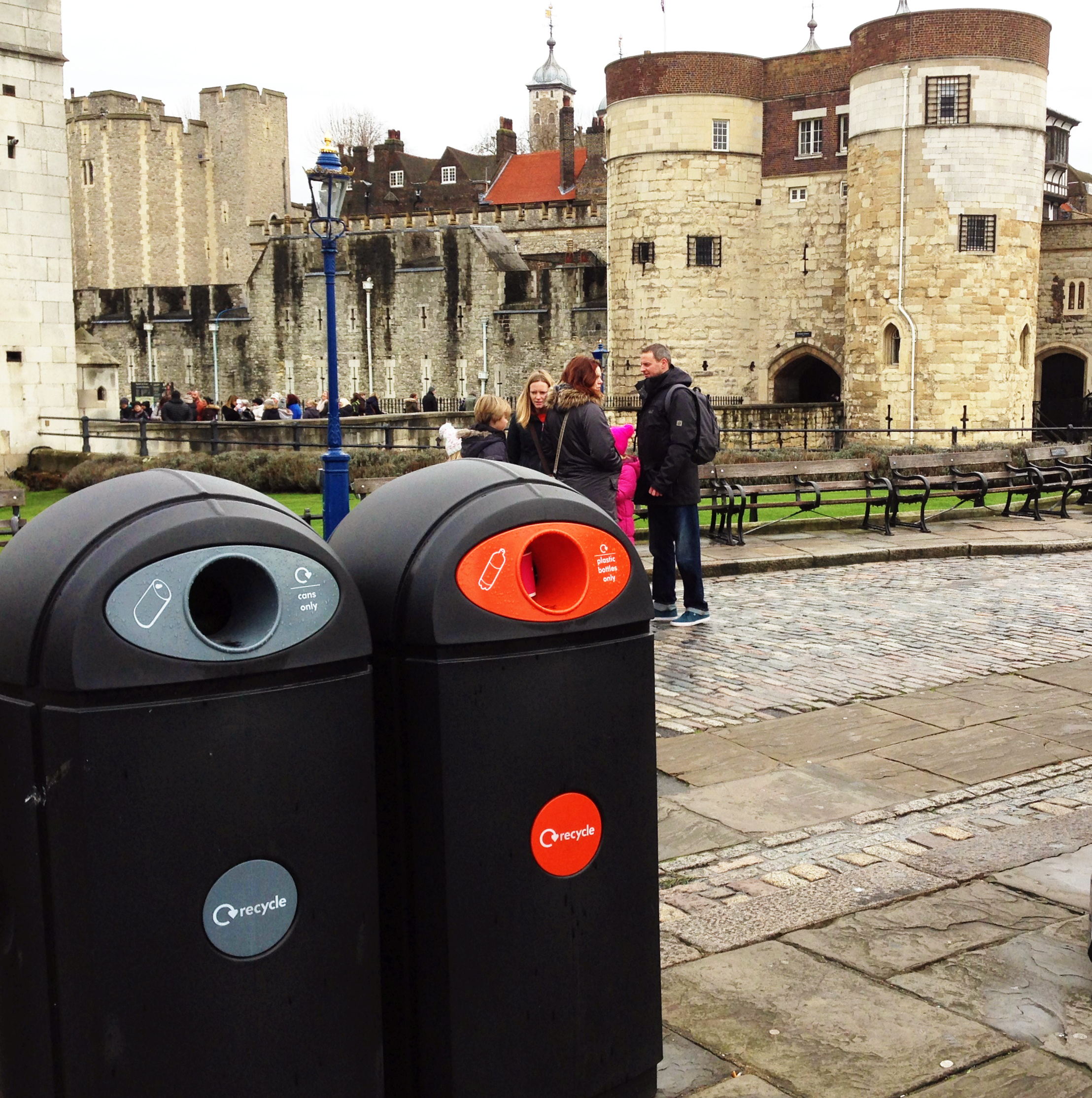 New campaign target's London's 'tidy litterers'