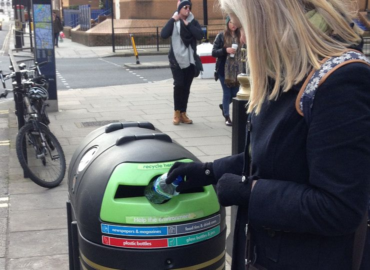 Recycling figures encouraging – but there's still a long way to go