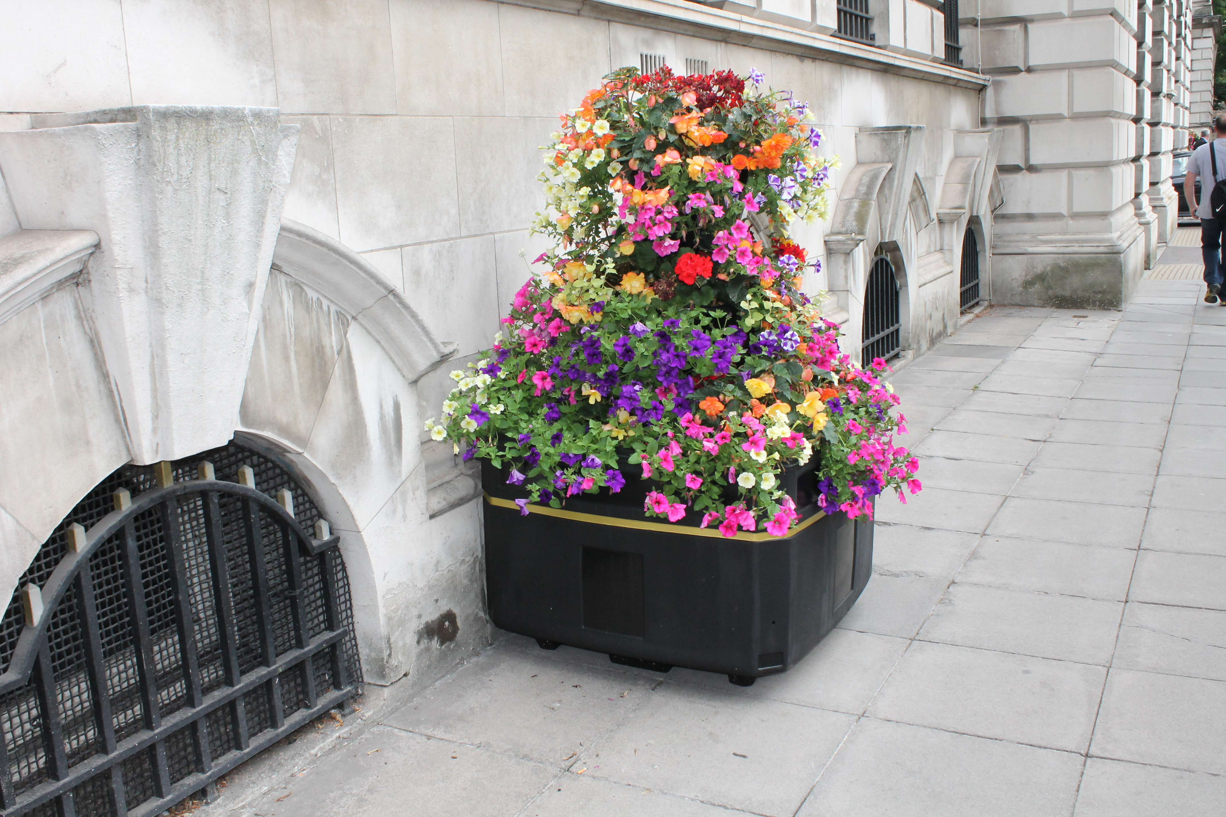 How our self-watering planters have helped our customers