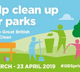 Are you backing the Great British Spring Clean?