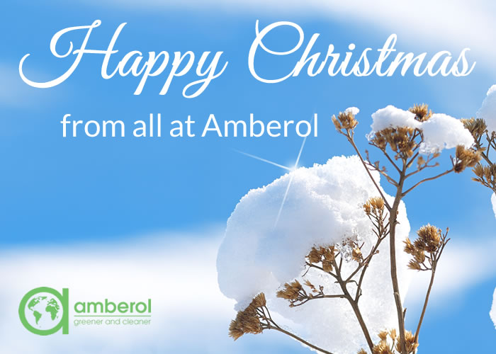 Merry Christmas from all at Amberol