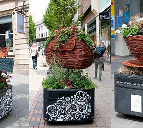 Amberol and Topiary Art Designs – where artistry and floristry combine