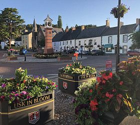 Usk in Bloom takes on the world