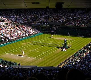 Anyone for tennis? Wimbledon tackles the plastic problem