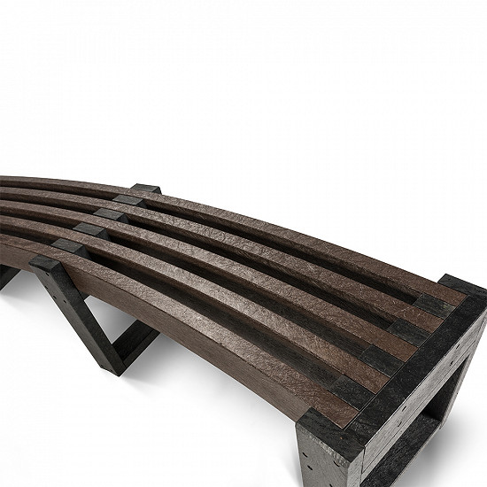 Curved Edge BenchCurved Edge Bench