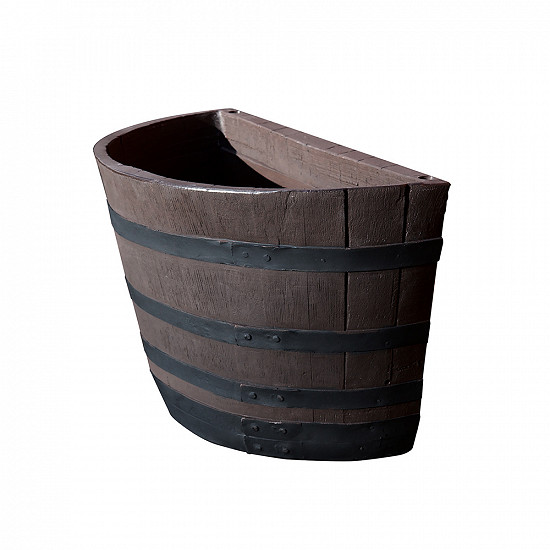 Half Barrel PlanterHalf Barrel Planter