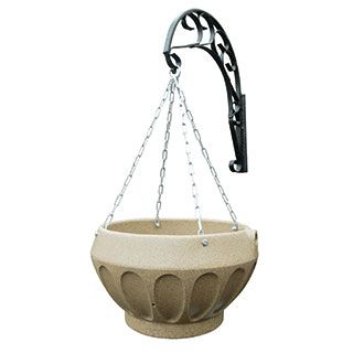 Imperial Hanging Basket (with chain)