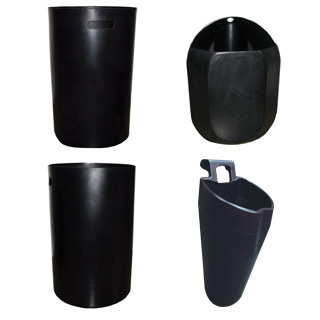 Moulded Bin Liners