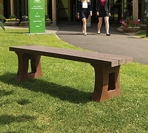 Street benches